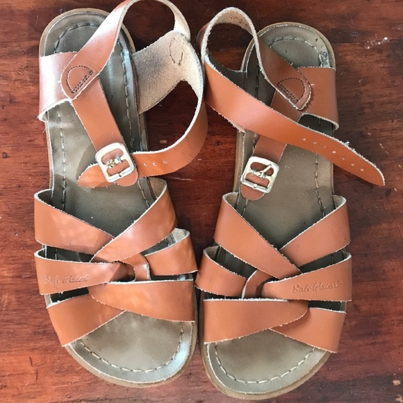 fb30fba7d Salt Water Sandals by Hoy Shoes | Saltwater Sandals Youth 5 Womens 7 ...